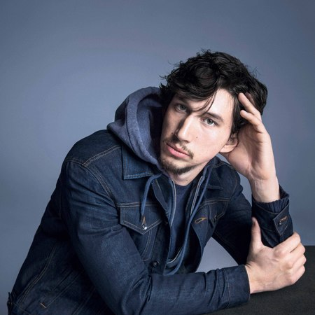 Gap AW13 campaign with Adam Driver