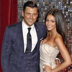 Mark Wright and Michelle Keegan Strictly foes?
