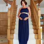 Danielle Lloyd's glamourous maternity collection