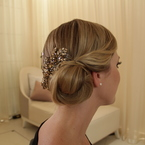 Do it yourself vintage bridal hair
