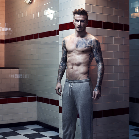 David Beckham Bodywear AW13 at H&M