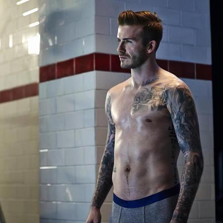 David Beckham for H&M Bodywear AW13