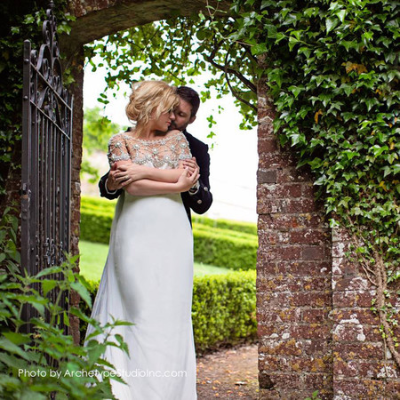 Kelly Clarkson engagement shoot
