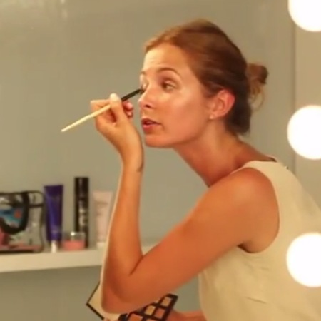 Millie Mackintosh Feel Unique makeup demo