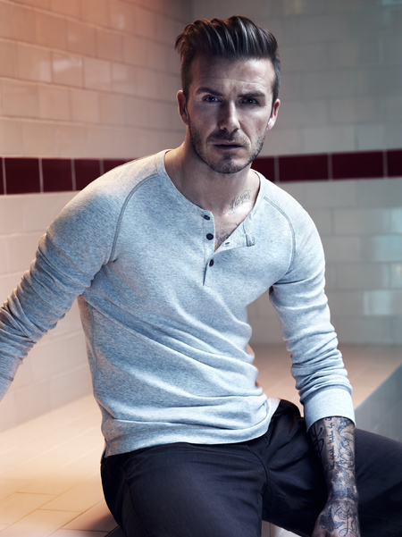 David Beckham's advert for H&M