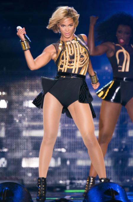 Beyonce at V Festival 2013