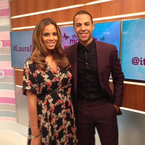 Rochelle and Marvin Humes present This Morning
