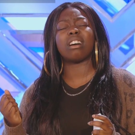 Hannah Barrett auditions on The X Factor 2013
