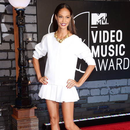 Joan Smalls at MTV VMAs