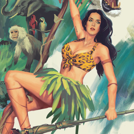 Katy Perry releases official Roar video poster