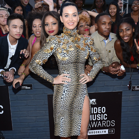 Katy Perry at MTV VMAs 2013