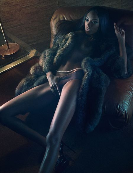 Victoria's Secret Angels shoot The Goddesses feature for Interview magazine