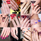 66 shade, shape and nail art ideas for the winter