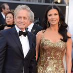 Michael Douglas & Catherine Zeta-Jones split