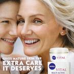 Excessive airbrushing? Nivea anti-ageing ad banned