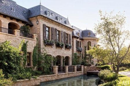 Gisele and Tom Brady's family home