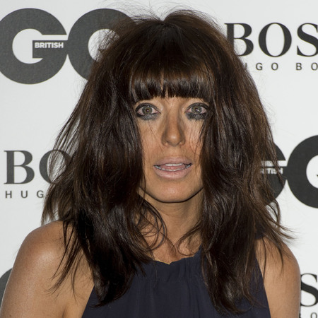 Claudia Winkleman makeup disaster at GQ Awards 2013