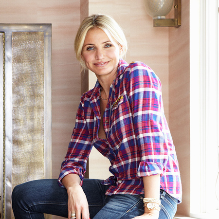 Inside Cameron Diaz's New York Apartment
