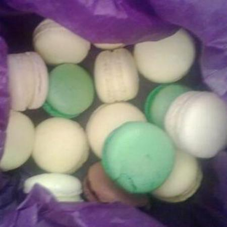 Holly's macaroons