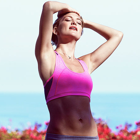 Kate Hudson for Fabletics