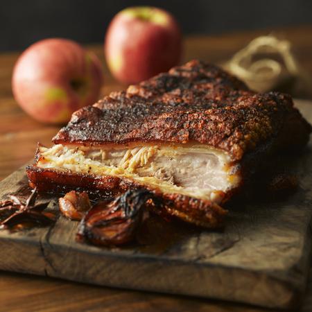 Sunday Roast alternative: Spiced pork belly recipe with star anise