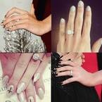 Bling bling! Celebrity engagement ring photos