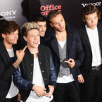 One Direction sign £50m deal with Cowell