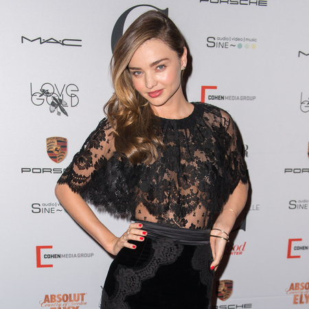 Miranda Kerr and Jennifer Garner wear Dolce & Gabbana lace dresses