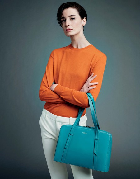 Erin O'Conner for Radley London