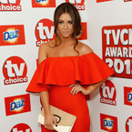 RED CARPET: Soap stars wow at TV Choice Awards 2013