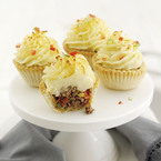 Lamb, tomato and cheese cupcake anyone?