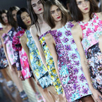 LFW: Best of the Spring/Summer 2014 trends