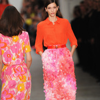 LONDON FASHION WEEK: Matthew Williamson SS14