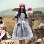 LONDON FASHION WEEK: Orla Kiely Spring/Summer 2014