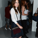 What's in my handbag: Rosie Fortescue