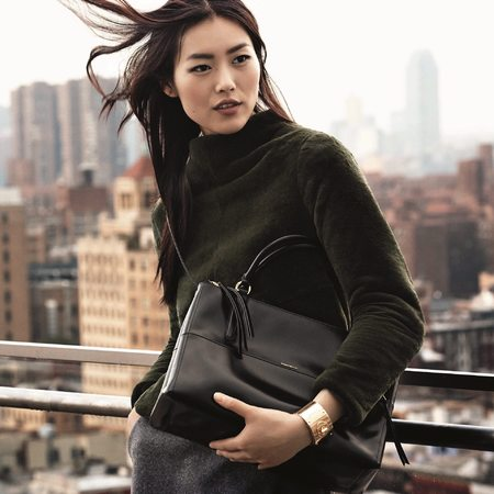 Liu Wen for Coach AW13