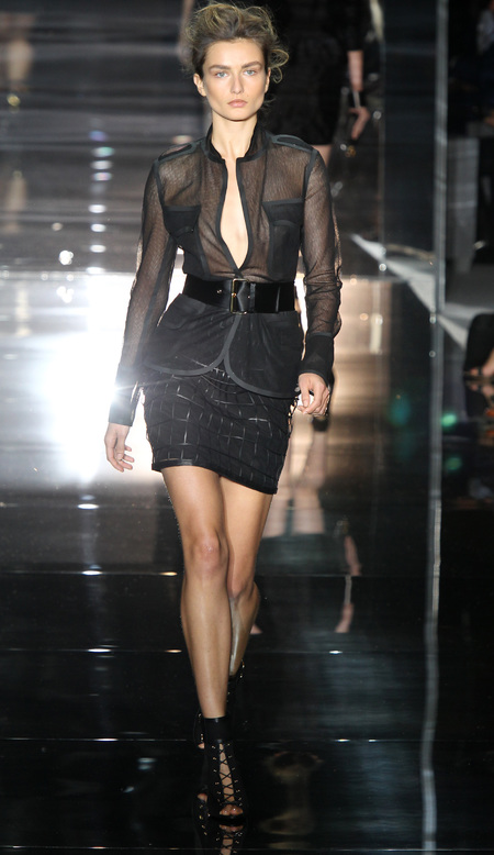 Tom Ford SS14 LFW