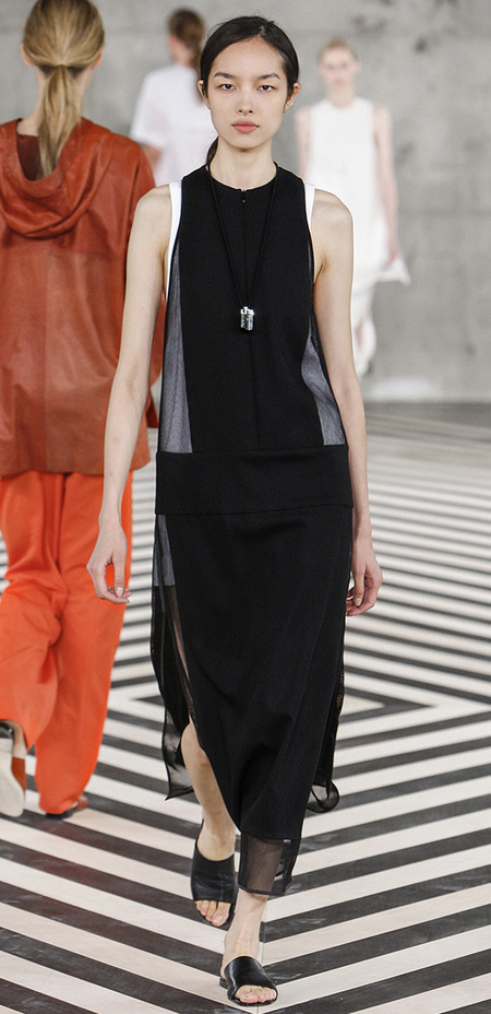 Edun SS14 New York Fashion Week. Ethical Fashion