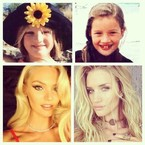 Rosie Huntington-Whiteley a childhood ugly duckling?