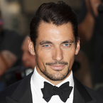 Male model David Gandy loves Wheyhey ice-cream