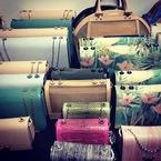 Milan Fashion Week: New Emporio Armani SS14 bags