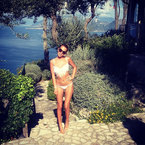 Millie Mackintosh and Professor Green's honeymoon photos
