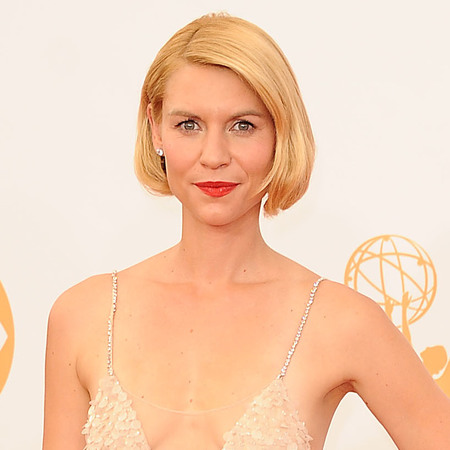 Claire Danes at TV emmys 2013