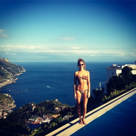 Millie Mackintosh honeymoon photos