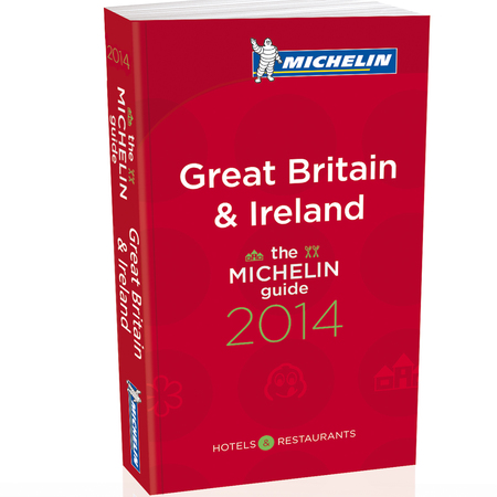 The Michelin Guide Great Britain & Ireland 2014