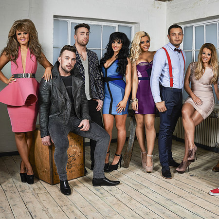 The Valleys season 2 group shot