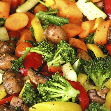 Vegetables, vegetarian,