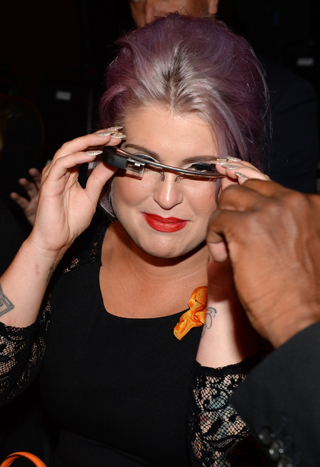 Kelly Osbourne at VH1's 2013 Do Something Awards