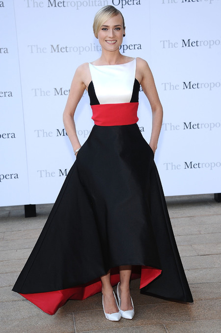 Diane Kruger at New York Opera