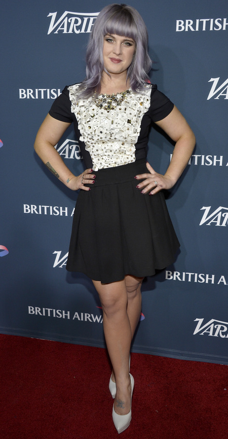 Kelly Osbourne at British Airways party